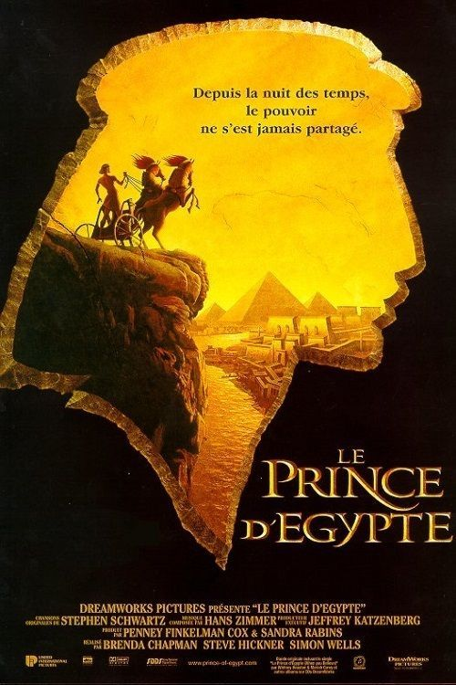 the prince of egypt - joseph king of dreams    french cast